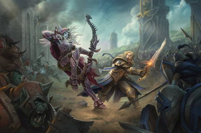 A Look Inside How Blizzard Maintains World Of Warcraft's Lore
