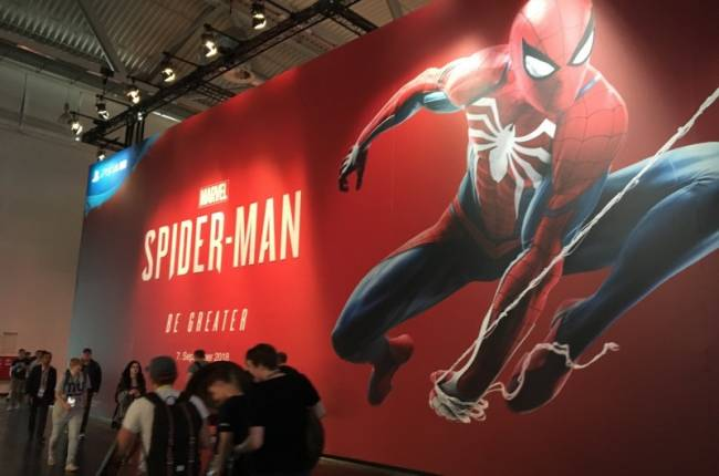 Get A Look At The Show Floor Insanity At Gamescom 2018
