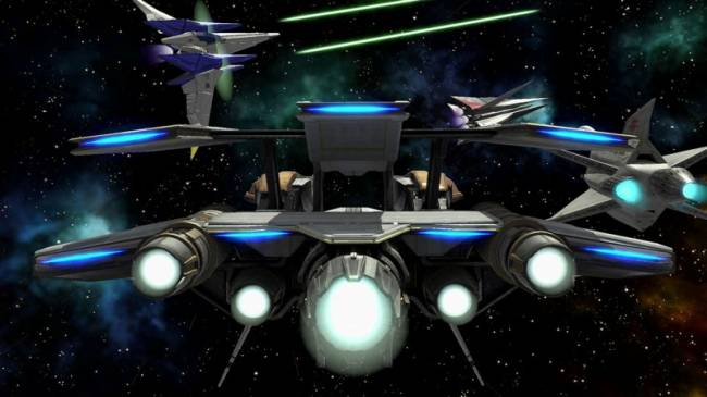 Lylat Cruise Stage Confirmed For Super Smash Bros. Ultimate