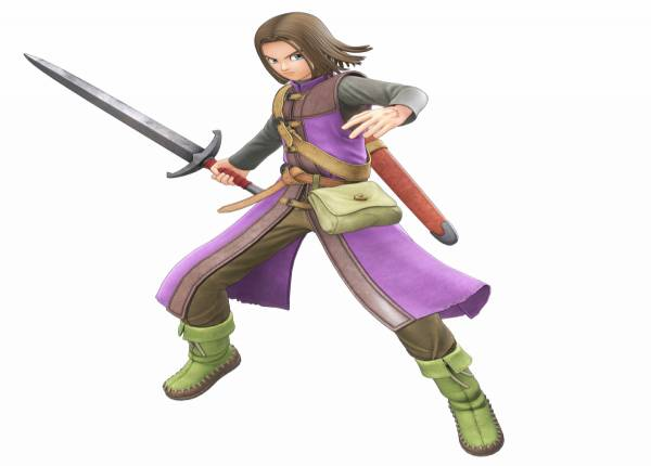 Meet Dragon Quest XI's Cast With A New English Trailer And Yuji Horii's Character Descriptions
