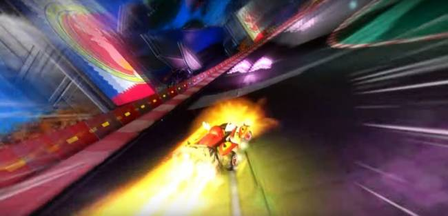 New Trailer Shows Off Combo Moves In Team Sonic Racing