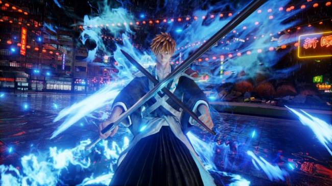 Latest Jump Force Trailer Showcases The Bleach Roster