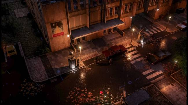 Phantom Doctrine Launch Trailer Shows Gameplay Systems And Cold War Style