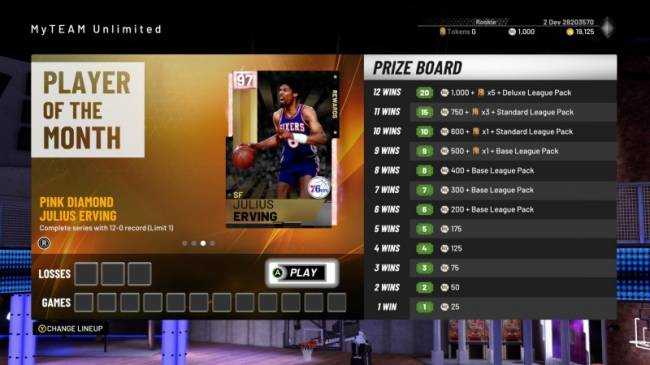 Five Big Changes Coming To NBA 2K19's MyTeam