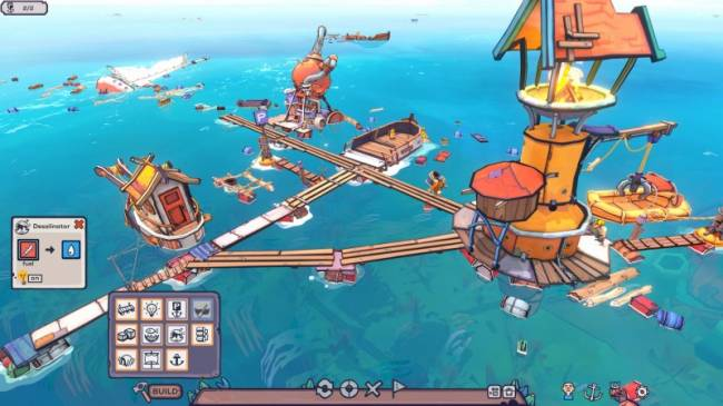New Survival Sim Sends Resource-Gathering To The High Seas