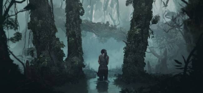 Shadow Of The Tomb Raider PC Trailer Shows Off Its Graphical Effects
