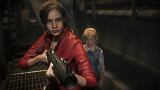 Hands On With Claire's Resident Evil 2 Campaign