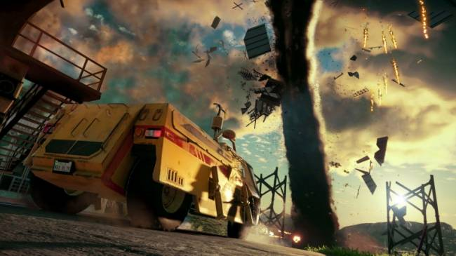 Five Takeaways From Our Deliriously Fun Just Cause 4 Demo