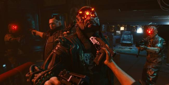 CD Projekt Red Releases First Gameplay Footage Of Cyberpunk 2077