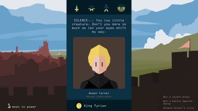 A New Alliance Forms – Reigns: Game of Thrones Revealed