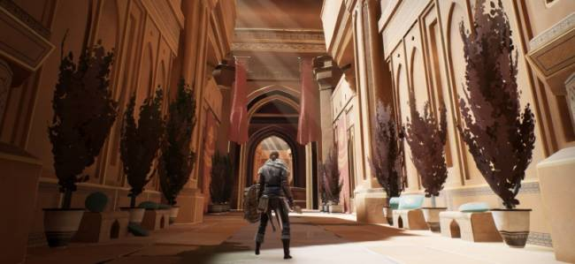 Check Out New Footage Of A Quest From Action RPG Ashen