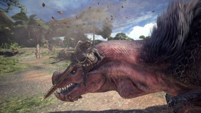 Monster Hunter: World Gets A Rathian-Sized Opening Day On Steam
