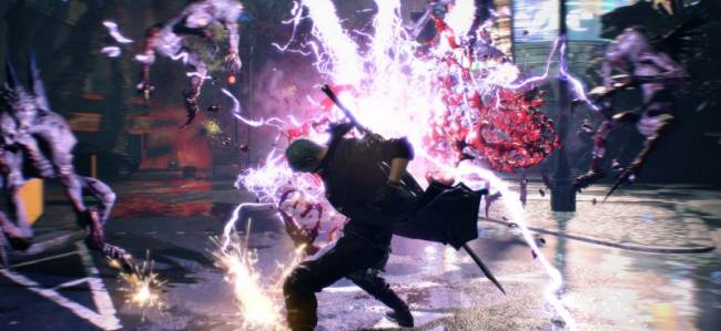 First Uncut Devil May Cry 5 Gameplay Will Be At Gamescom