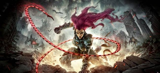 Listen To Fury's Theme From Darksiders III By Composer Cris Velasco