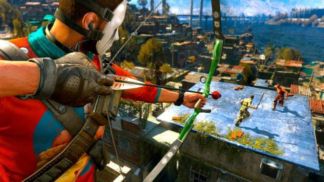 Dying Light: Bad Blood Enters Early Access Next Month