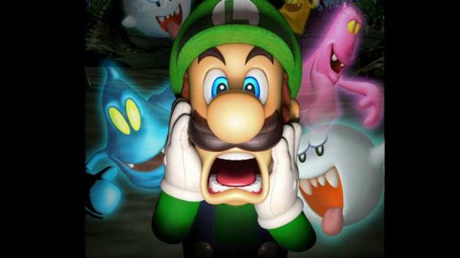 Luigi's Mansion On 3DS Coming In October