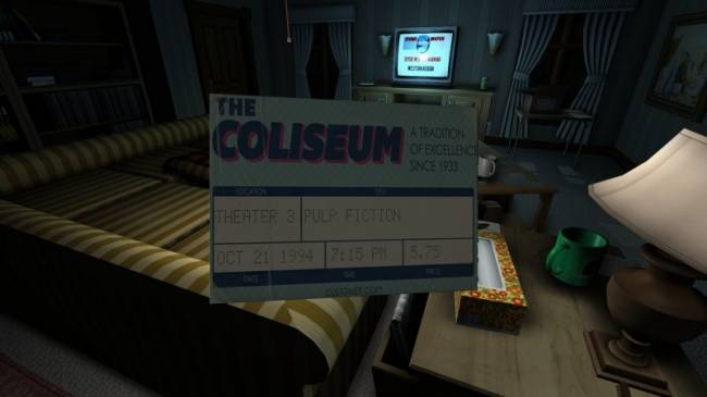 Update: Gone Home On Switch Delayed To September 6
