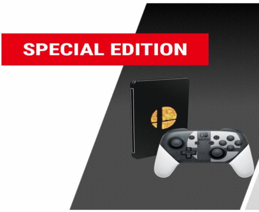 Super Smash Bros. Ultimate Limited Edition Shown Ahead Of Announcement