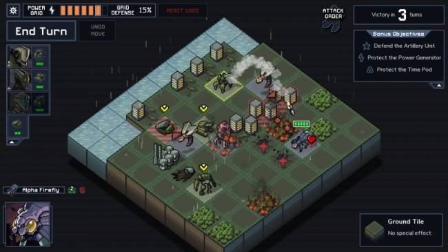 Into The Breach Heads To Switch Today