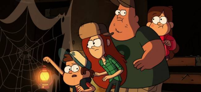 Gravity Falls Creator Signs Exclusive Deal With Netflix