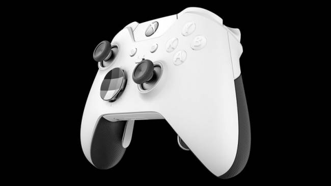 The Xbox One Elite Controller Will Be Available In White Next Month