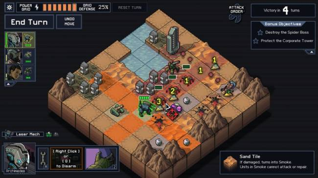 Into The Breach Hits Switch Today