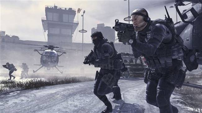 Call Of Duty: Modern Warfare 2 Now Backward Compatible On Xbox One