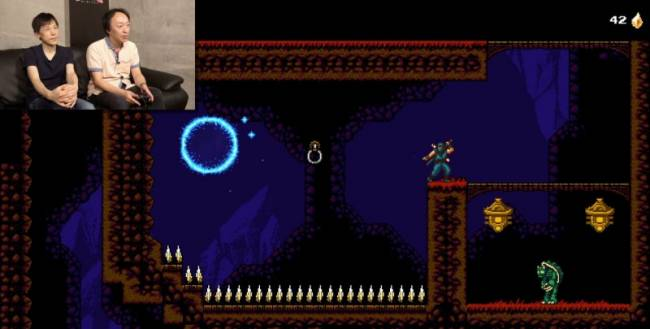 Ninja Gaiden Developers Play The Messenger In This Video