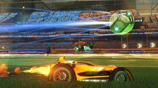 Rocket League players found a new mechanic three years after launch