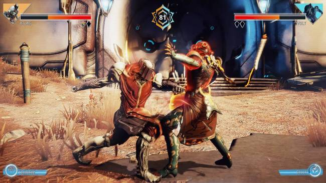 You can now turn Warframe into a fighting game