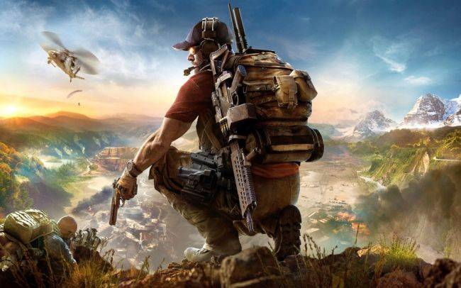 Fans think Nomad from Ghost Recon Wildlands could be the next Rainbow Six Siege operator