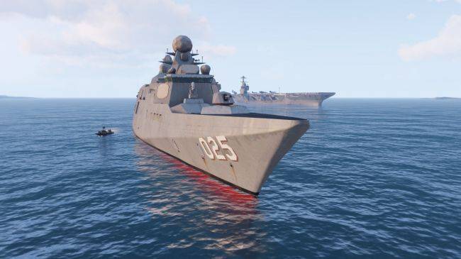 Arma 3 free update adds a new ship, SAMs, and small-diameter bombs