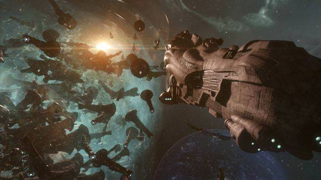 The biggest battle in EVE Online's entire history is happening right now and you can watch