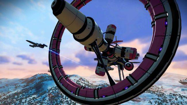 No Man's Sky modder aims to improve NEXT update with suite of projects