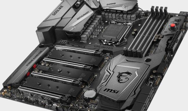 Oh look, MSI just confirmed 9th gen CPUs that Intel has not yet announced