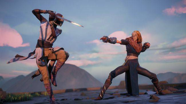 Absolver is free to play for the weekend on Steam