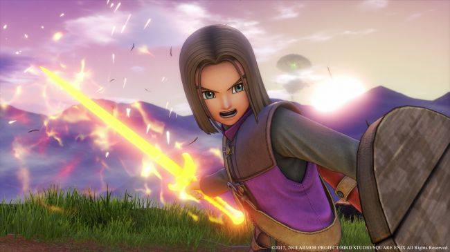 Dragon Quest 11 trailer shows off cast of typically whimsical characters