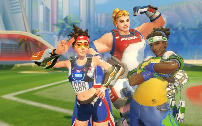 The Overwatch Summer Games are coming back next week