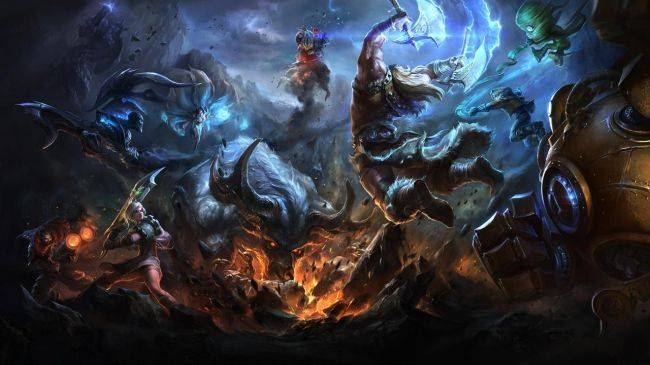 Riot Games to add 'experimental modes' to League of Legends, starting with the quick-fire Nexus Blitz