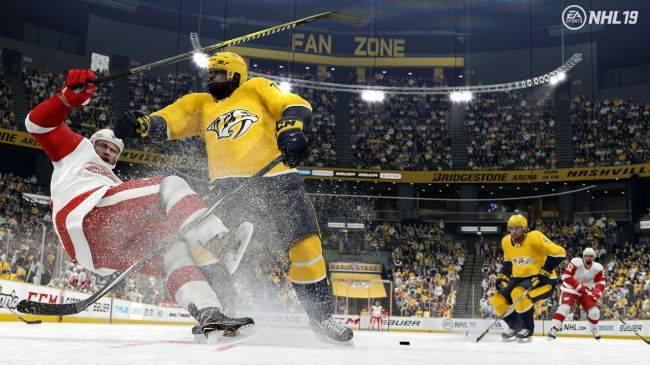 NHL 19 could come to PC 'if there is enough demand', says creative director