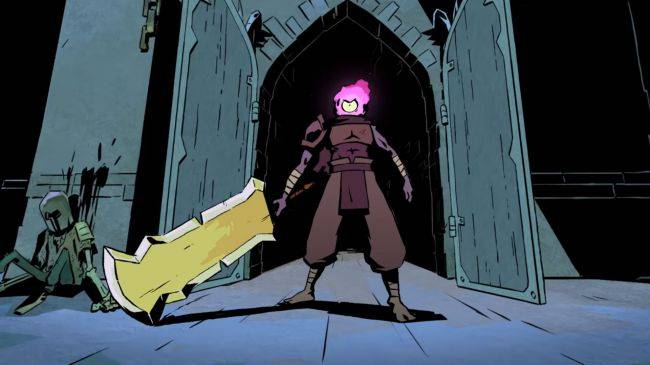Dead Cells gets a slick animated trailer in advance of leaving Early Access