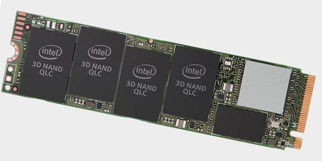Intel's 660p series brings SATA pricing to faster NVMe SSDs