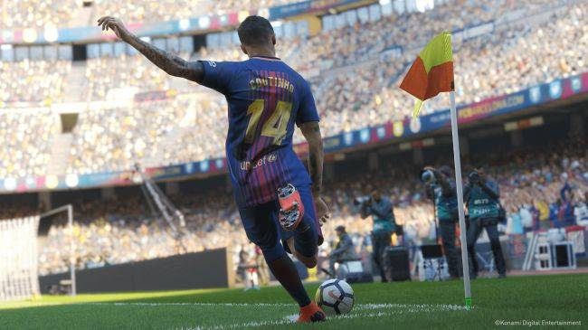 PES 2019 demo out now, ahead of full launch this month