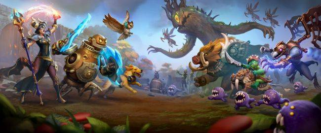 Torchlight Frontiers brings a shared world to the series' existing universe, due 2019