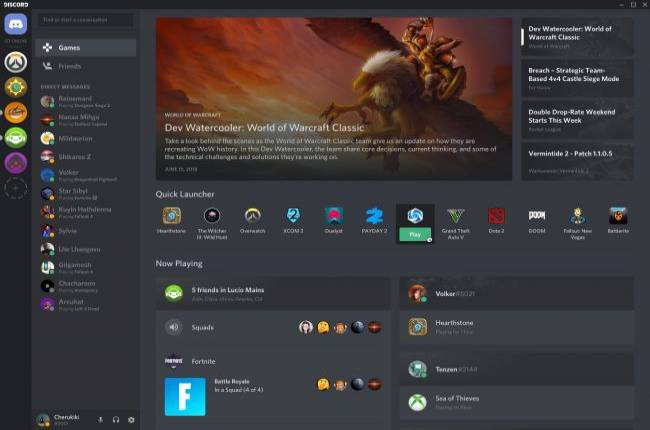 Discord to start selling games, plans Steam-like universal game-launching tab