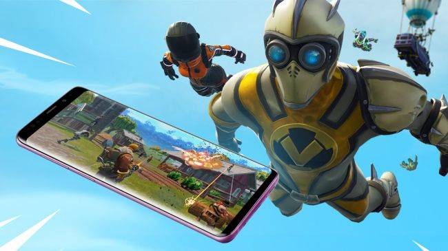 The Fortnite Android beta test is live