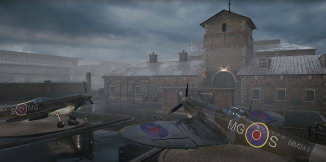 Take a look at Rainbow Six Siege's reworked Hereford Base