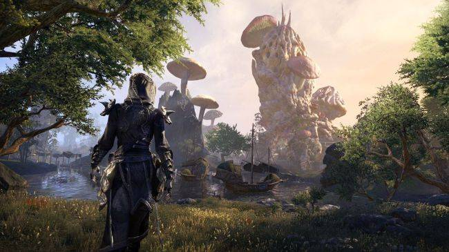Play The Elder Scrolls Online and its Morrowind expansion for free this weekend