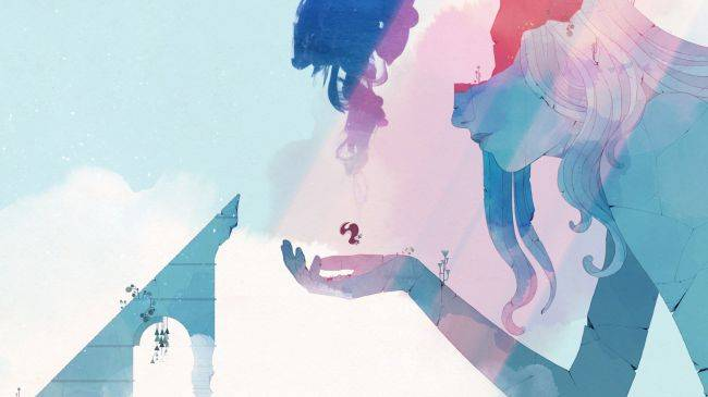 Narrative platformer GRIS comes to PC later this year