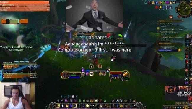 World of Warcraft's new level cap has already been hit